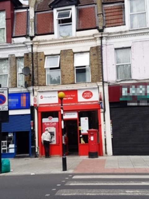 Main Post Office in East London For Sale