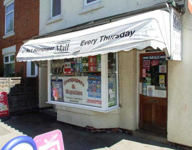 Newsagent & Off Licence in Leicestershire For Sale