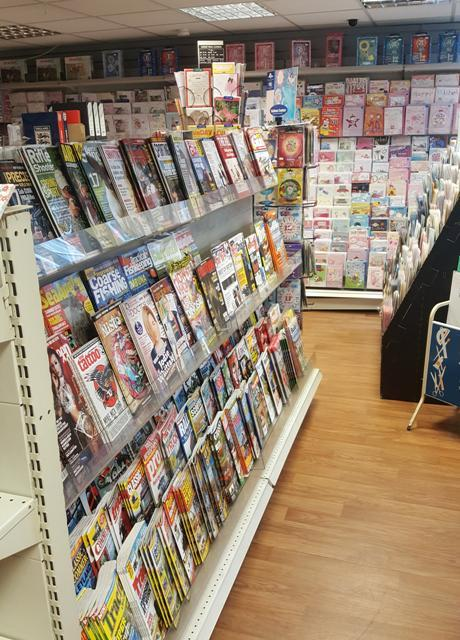Newsagent & Off Licence in Suffolk For Sale