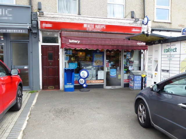 Newsagent & Off Licence in South London For Sale