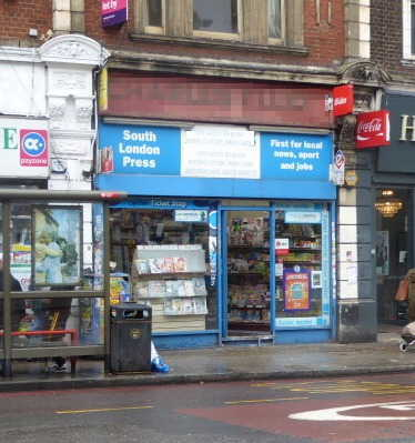 Newsagent and Convenience Store in South London For Sale