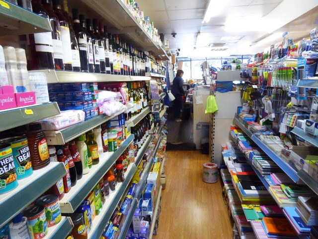 Newsagent & Off Licence in North London For Sale