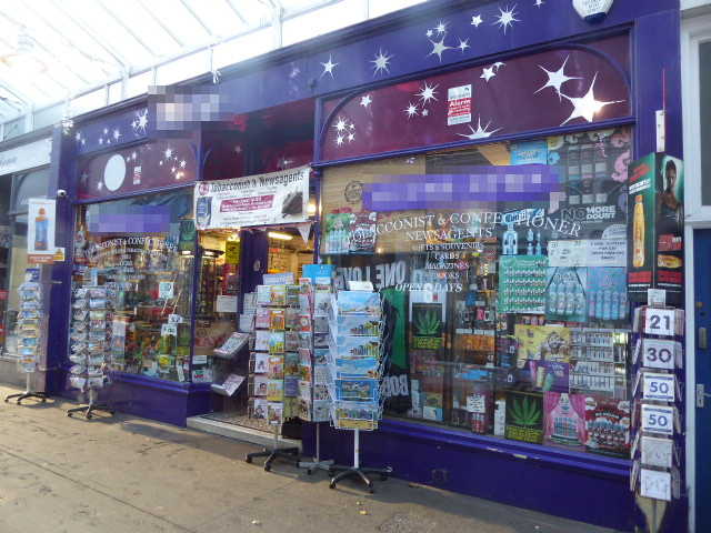 Newsagent & Vape Shop in West Sussex For Sale