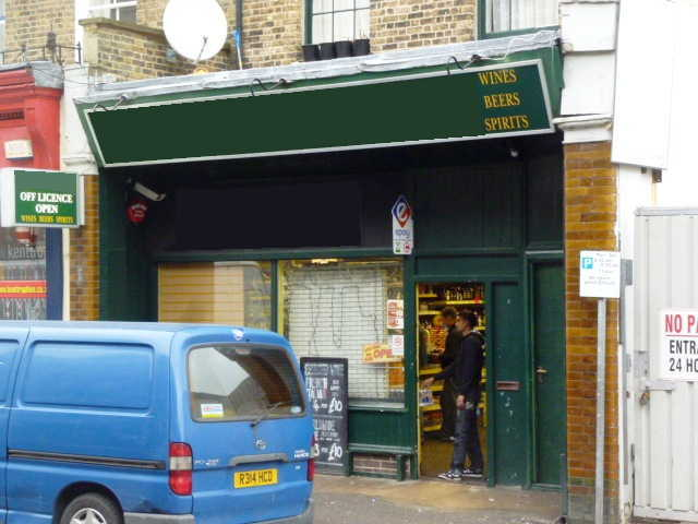 Tremendous Potential Off Licence in Kent For Sale