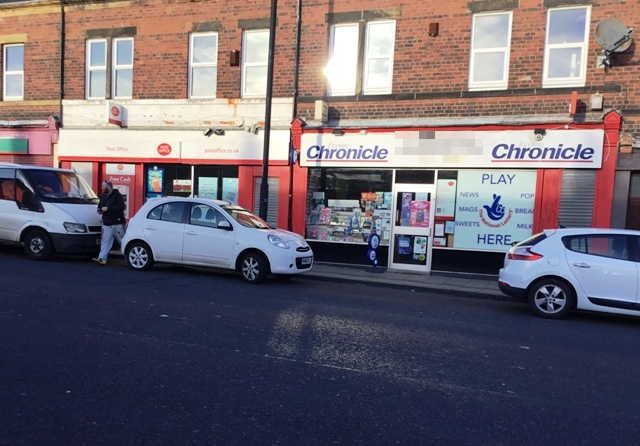 Freehold Post Office & Convenience Store in Tyne and Wear For Sale