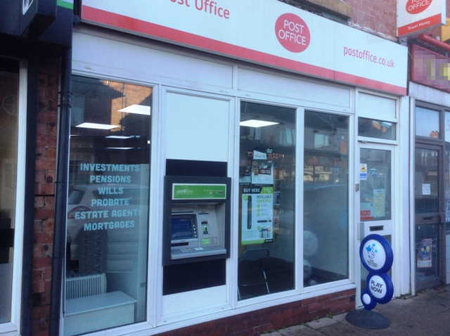 Freehold Post Office in South Yorkshire For Sale