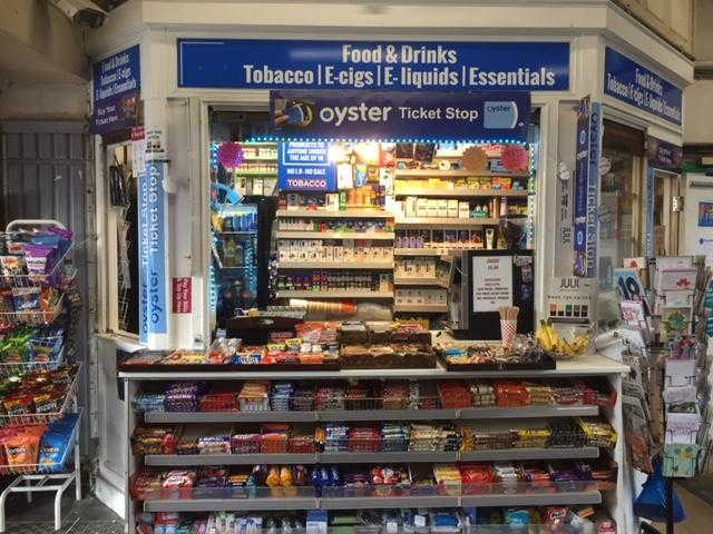 Attractive Kiosk in West London For Sale