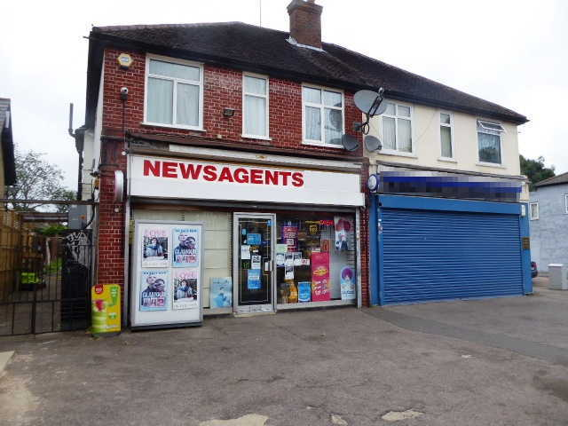 Semi-Detached Newsagent in Middlesex For Sale