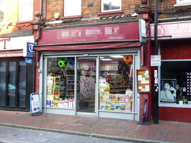 Traditional Newsagent in Surrey For Sale