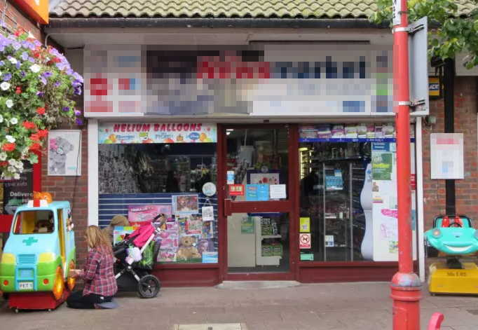 Counter Newsagents, Off Licence and Card Shop in Kent For Sale