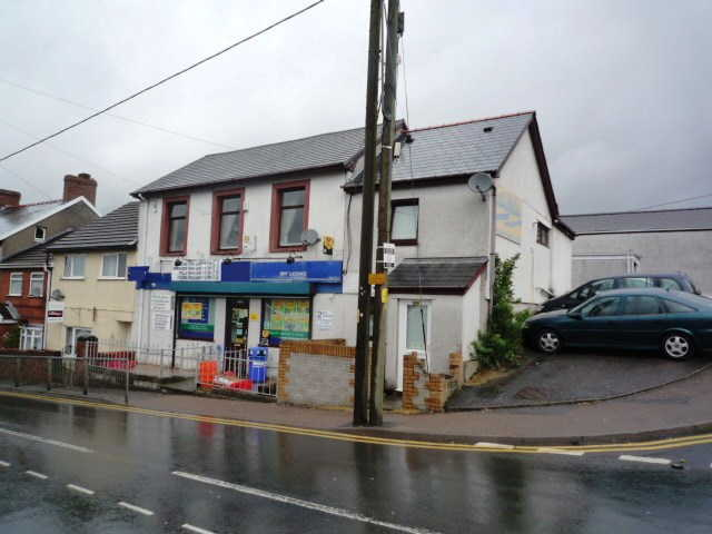 Profitable Semi-detached Self Service Convenience Store, Full Free off Licence, Lottery and Paypoint, South Wales for sale