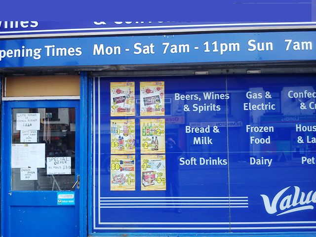 Convenience Stores,General Stores,Confectioners,Off Licences for sale in Greater Manchester