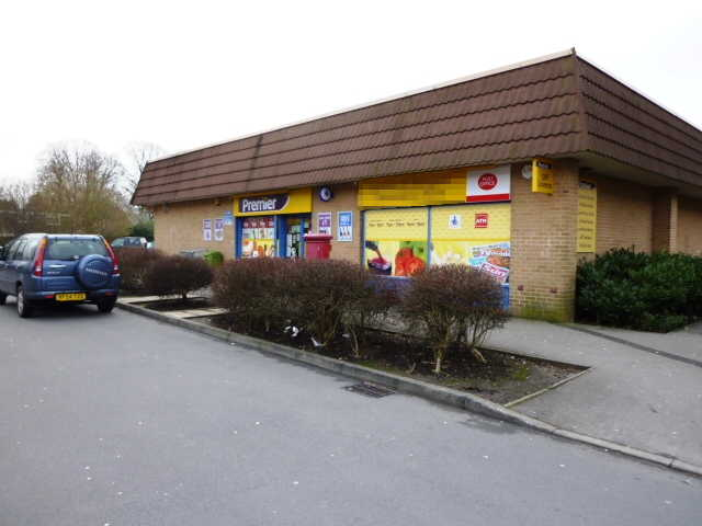 Superior and Impressive Modern (Built 1980's Approx) Self Service Convenience Store, Full Free off Licence with Sub Post office, Wiltshire for sale