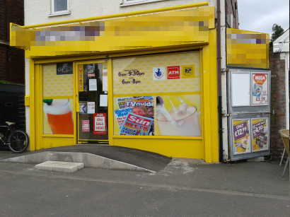 Successful Convenience Store, General Store, Supermarket, Off Licence plus Confectioner for Sale in Derbyshire