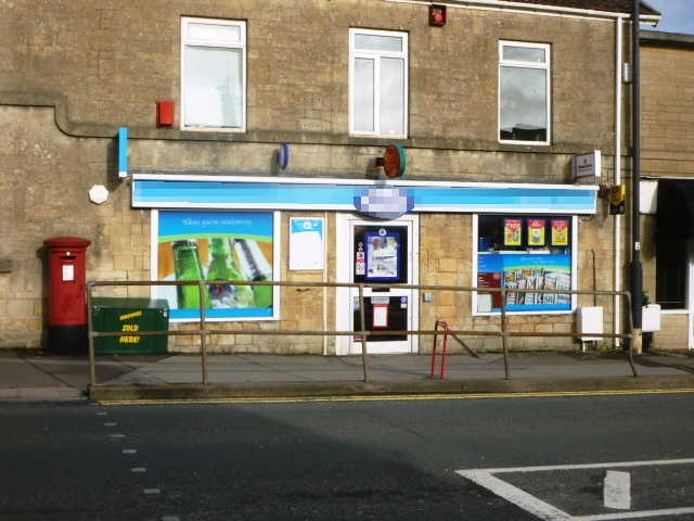Self Service Convenience Store, Counter News, Confectionery, Tobacco, Full Free off Licence with Sub Post office, Somerset for sale