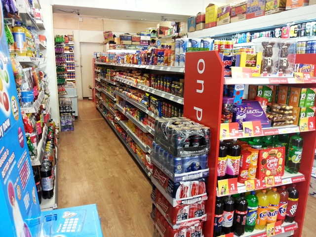 Self Service Stores, Full Free off Licence for sale in Portsmouth for sale