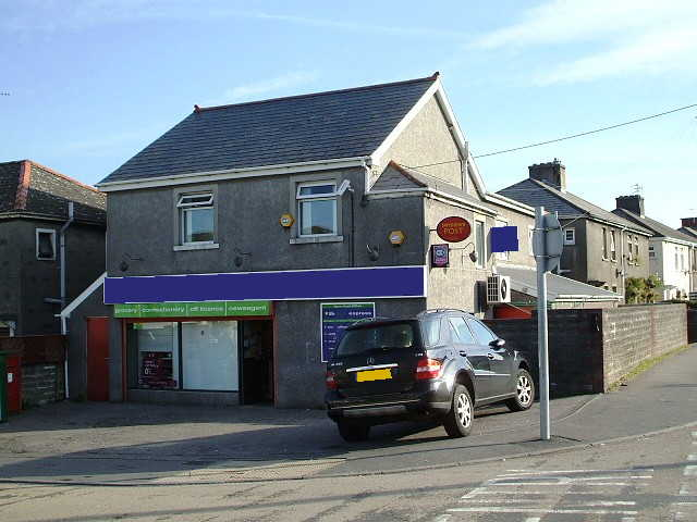 Detached Self Service Convenience Store, Counter News, Confectionery, Tobacco, Full Free off Licence with Sub Post office, South Wales for sale