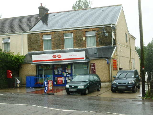 Spacious Freehold Semi-detached Village Self Service Convenience Store, News, Confectionery, Tobacco, Full Free off Licence Plus On Line National Lottery with Sub Post office, South Wales for sale