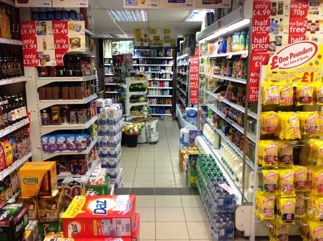 Self Service Convenience Store, News, Confectionery, Tobacco, Full Free off Licence, On Line National Lottery for sale in Macduff for sale