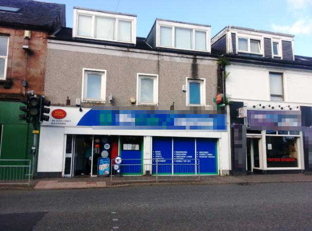 Profitable Self Service Convenience Store, Counter News, Confectionery, Tobacco, Full Free off Licence, Main Post office Recently Reduced To �65,000 For Early Sale, Scotland for sale