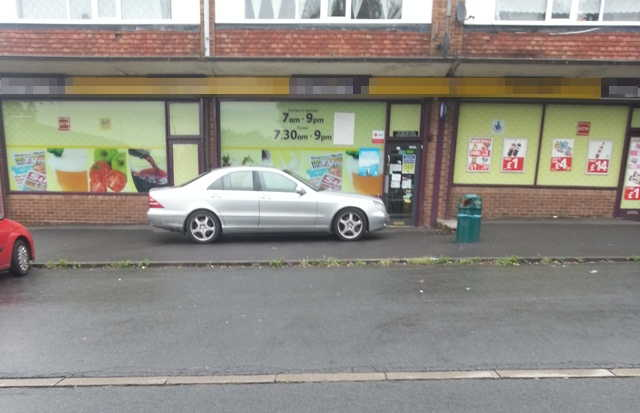Convenience Store with Off Licence in West Midlands For Sale