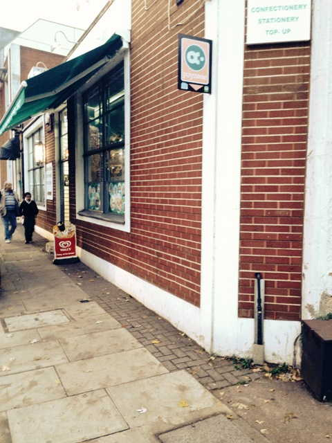 Self Service Convenience Store, North London for sale