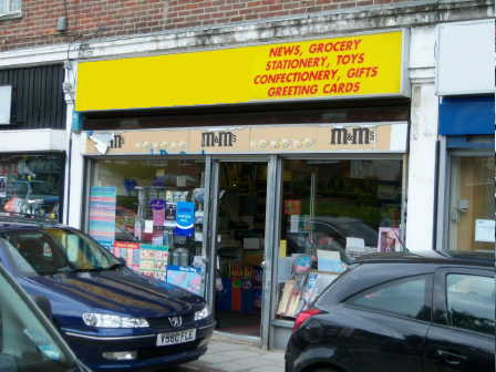 Well Established Virtually Freehold (Ground Rent �100 Pa) Convenience Groceries, Confectionery, Tobacco, Greeting Cards, Toys, Stationery, Toiletries, Household Goods, North London for sale