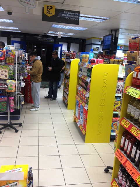 Well Fitted Self Service Convenience Store, Counter News, Confectionery, Tobacco, Full Free off Licence, Essex for sale