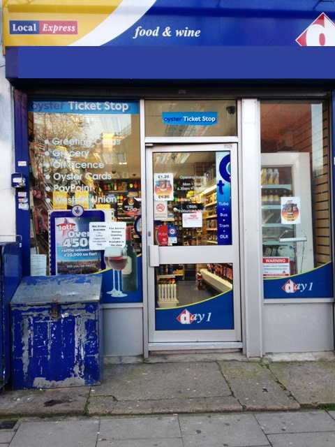 Self Service Convenience Store, Counter News, Confectionery, Tobacco, Full Free off Licence Plus On Line National Lottery, North London for sale