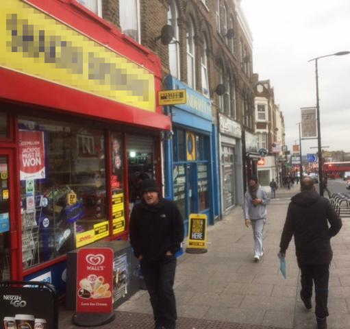 Convenience Store with Off Licence in South London For Sale