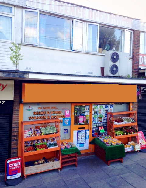 Self Service Convenience Store, Full Free off Licence, On Line National Lottery and Scratch Cards (Recently Introduced), Kent for sale
