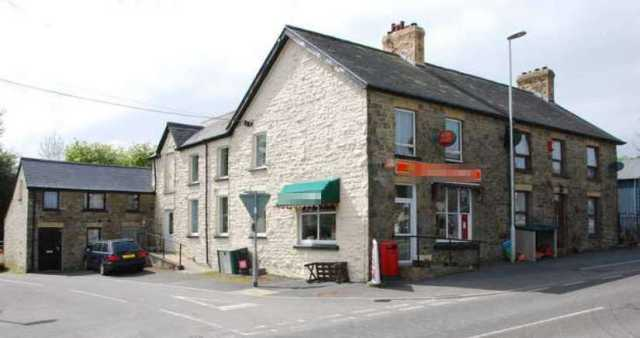 Attractive Freehold Village Semi-self Stores, Counter News, Confectionery, Tobacco, Full Free off Licence with Sub Post office Plus Adjoining Petrol Filling Station, South Wales for sale