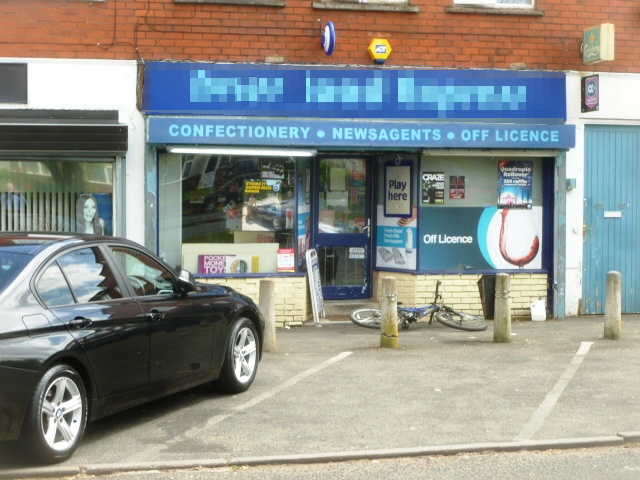 Well Fitted Self Service Convenience Store, Counter News, Confectionery, Tobacco, Full Free off Licence Plus On Line National Lottery, West Midlands For Sale
