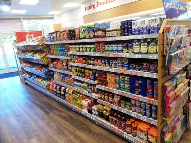 Superb Newly Fitted Self Service Convenience Store, Counter News, Confectionery, Tobacco, Full Free off Licence Plus On Line National Lottery for sale in South Wales for sale