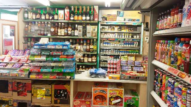 General Convenience Store and Off Licence in Charlton For Sale