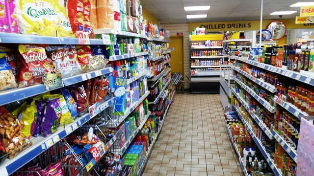 Self Service Convenience Store, Counter News, Confectionery, Tobacco, Full Free off Licence Plus On Line National Lottery for sale in South Wales for sale