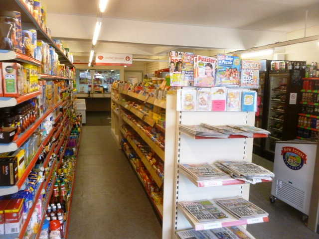 Well Fitted Self Service Convenience Store, Counter News, Confectionery, Tobacco, Full Free off Licence Plus Main Post office Reduced For Early Sale for sale in Bournemouth, Dorset for sale