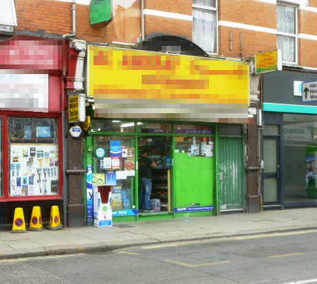 Old Established Well Fitted Self Service Convenience Store Including English Food and Middle Eastern Foods, North London for sale