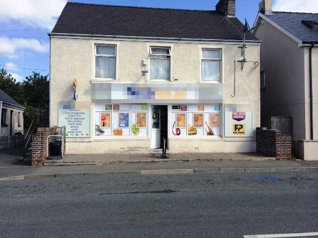 Detached Well Fitted Self Service Convenience Store, Full Free off Licence, South Wales for sale