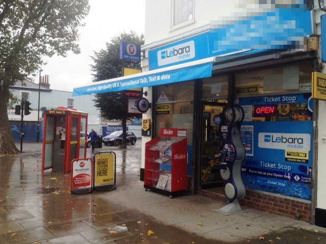 Self Service Convenience Store, Counter News (Not Direct Supplies), Confectionery, Tobacco, Full Free off Licence Plus On Line National Lottery, West London for sale