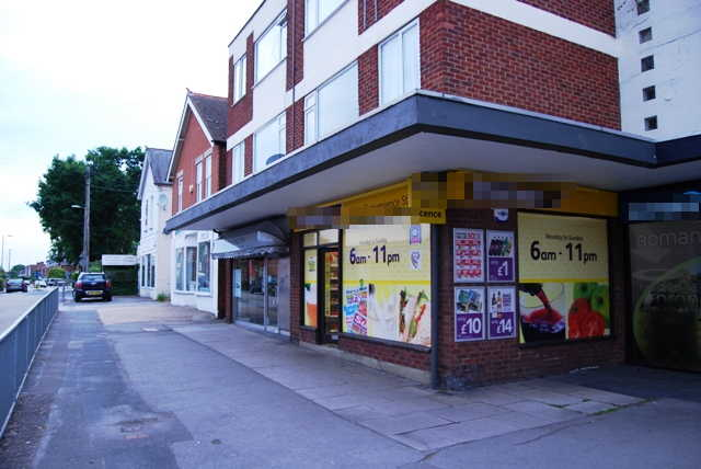 Convenience Store with Off Licence in Hampshire For Sale