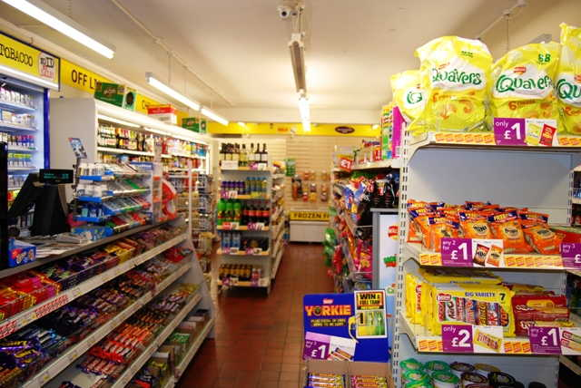 Convenience Store with Off Licence in Camberley For Sale