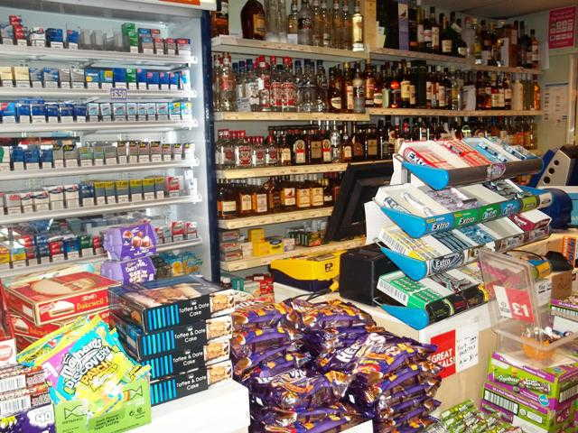 Self Service Convenience Store, Counter News, Confectionery, Tobacco, Full Free off Licence, National Lottery, South Wales For Sale
