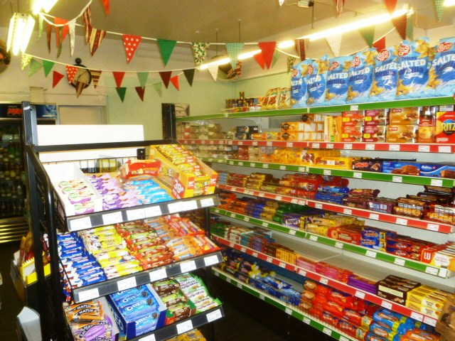 Well Established Self Service Convenience Store, Fruit and Vegetables Plus Delicatessen Including Pasties, Sausage Rolls, Sandwiches for sale in Croydon for sale
