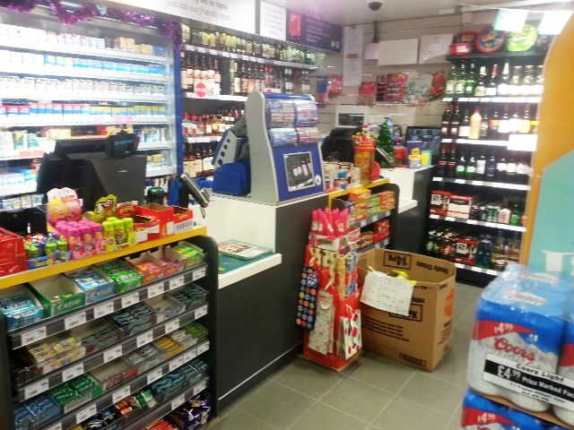 Spacious Newly Fitted Self Service Convenience Store, Confectionery, Tobacco, Full Free off Licence for sale in Porthcawl for sale