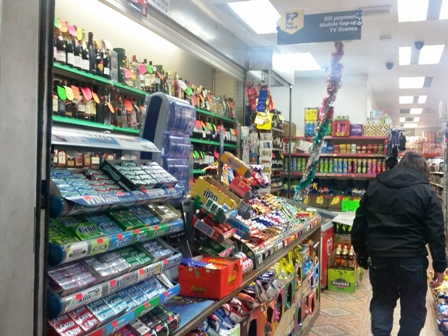 Profitable Well Fitted Self Service Convenience Store, Counter News, Confectionery, Tobacco, Full Free off Licence and Atm Machine for sale in Highgate, North London for sale
