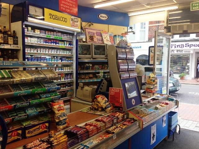 Convenience Store with Off Licence in Eastbourne For Sale