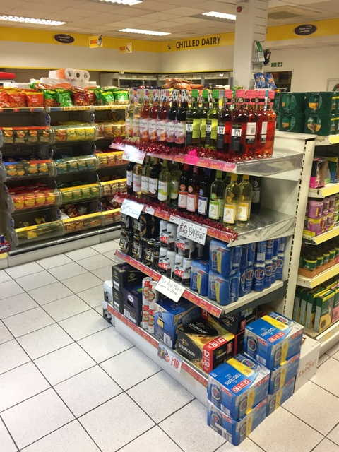 Sell a Convenience Store with Off Licence in Abertillery For Sale
