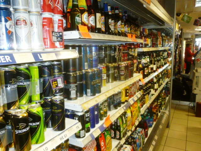 Well Fitted Self Service Convenience Store, News, Confectionery, Tobacco, Full Free off Licence Plus On Line National Lottery for sale in Southampton for sale