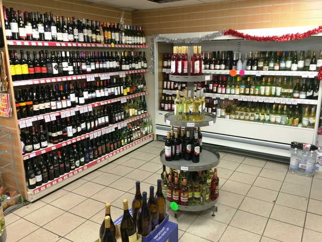 Well Fitted Self Service Convenience Store, Full Free off Licence for sale in Sutton Coldfield, West Midlands for sale